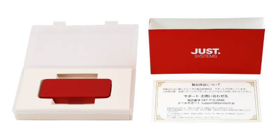 ITPROTECH外付スティックSSD JUST RED Edition M2USBF1000-JUST2/M2USBF256-JUST2 アイティプロテック